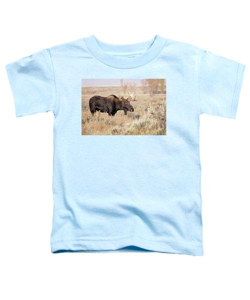 Bull Moose  Toddler T-Shirt