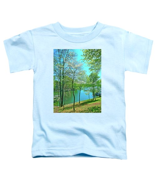 Cluster Of Dowood Trees Toddler T-Shirt
