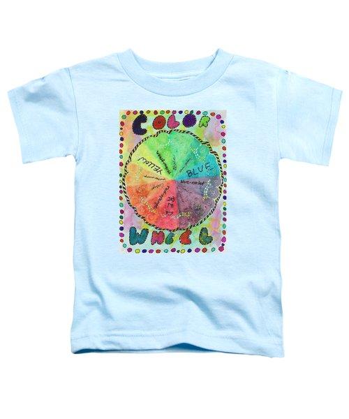 Color Wheel Toddler T-Shirt
