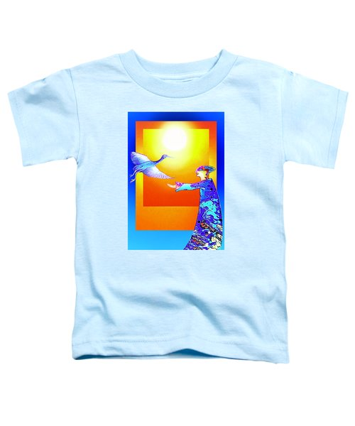 Colorful Friends Toddler T-Shirt