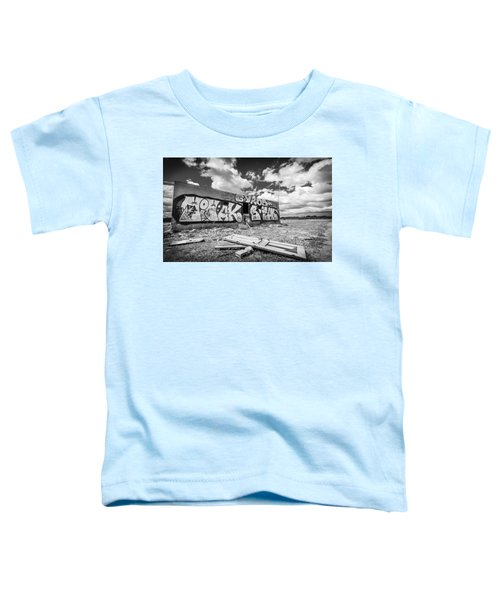 Derelict Building. Toddler T-Shirt