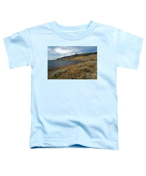 Fish Lake Ut Toddler T-Shirt