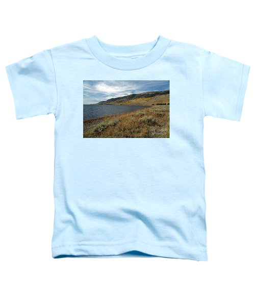 Fish Lake Ut Toddler T-Shirt