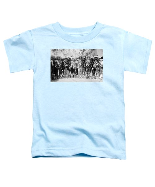 Francisco Pancho Villa Toddler T-Shirt