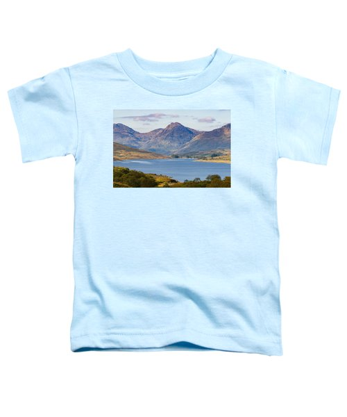 Loch Arklet And The Arrochar Alps Toddler T-Shirt