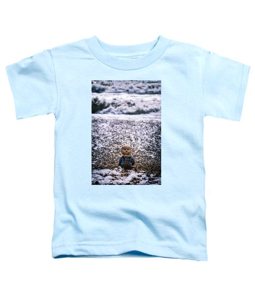 Old Doll On The Beach Toddler T-Shirt