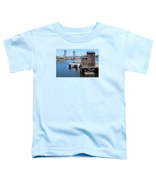 Portsmouth Nh  Toddler T-Shirt