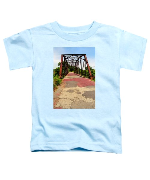 Route 66 - One Lane Bridge Toddler T-Shirt