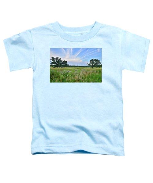 Silver Creek Conservation Area Sunset Toddler T-Shirt