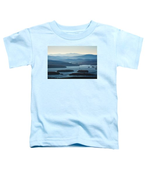 Squam Lake Toddler T-Shirt