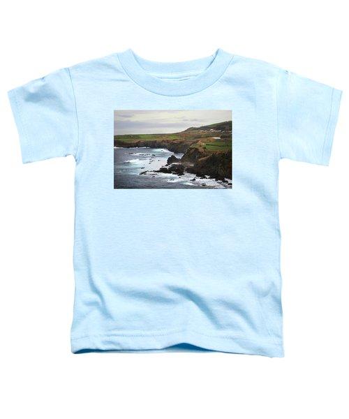 Terceira Coastline Toddler T-Shirt