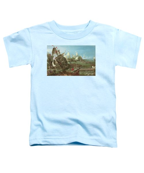 The Battle Of Lepanto Toddler T-Shirt