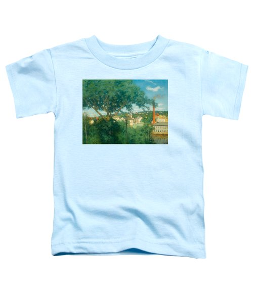The Factory Village Toddler T-Shirt