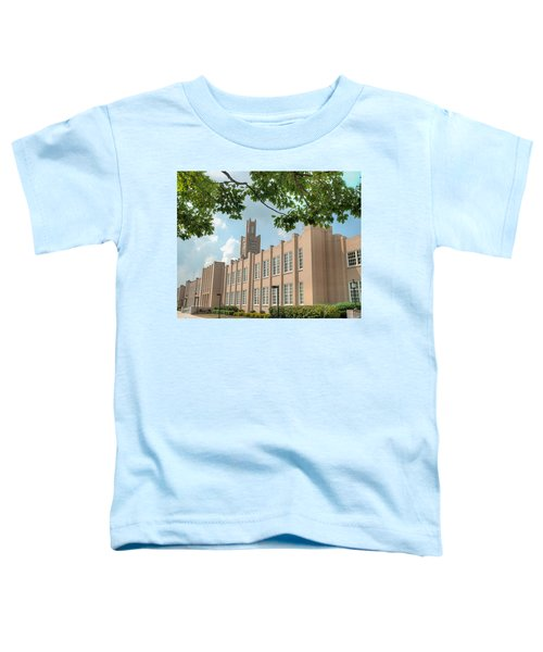 The School On The Hill Toddler T-Shirt