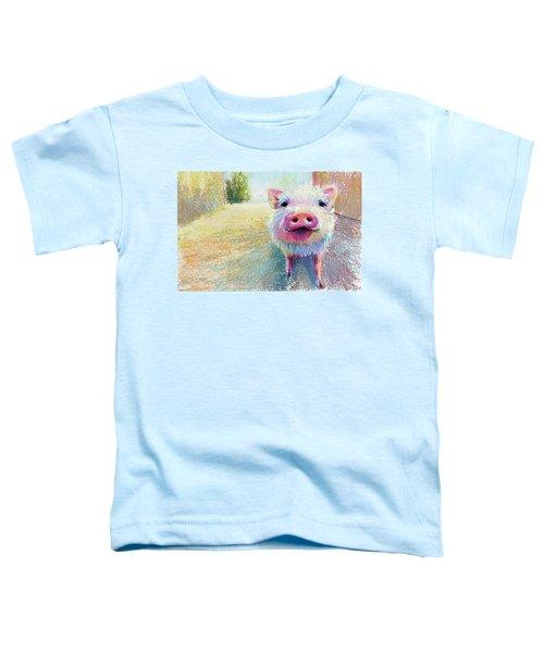 This Little Piggy Toddler T-Shirt