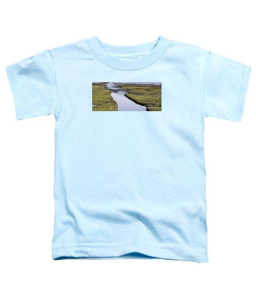 Tomales Marsh Toddler T-Shirt