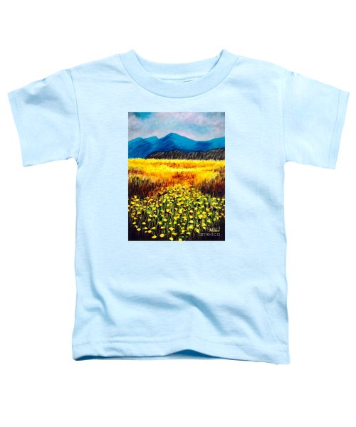 Wildflowers Toddler T-Shirt