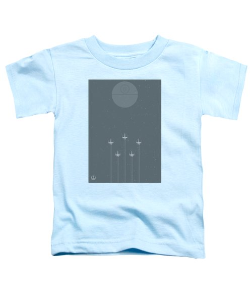 X-wing Attack Toddler T-Shirt