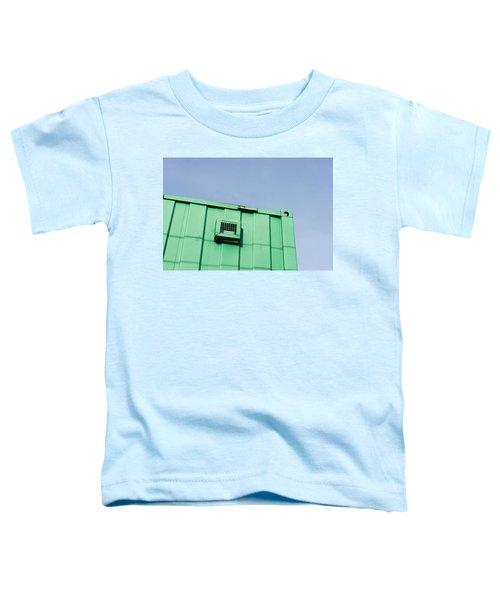 Green Metal Toddler T-Shirt