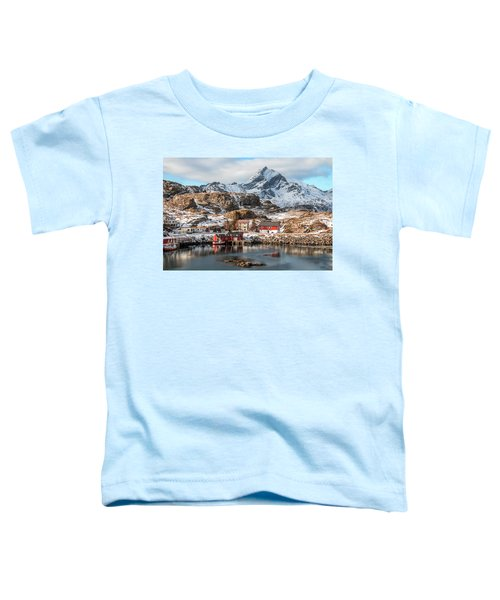 Sund, Lofoten - Norway Toddler T-Shirt