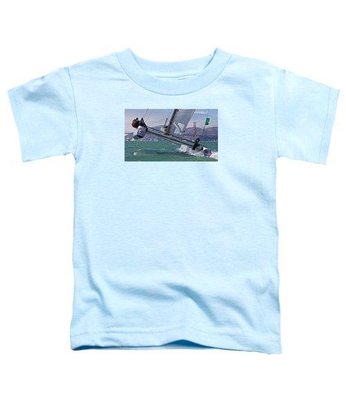 Rolex Regatta San Francisco Toddler T-Shirt