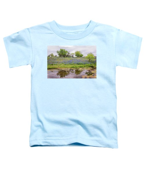 Texas Bluebonnets 7 Toddler T-Shirt