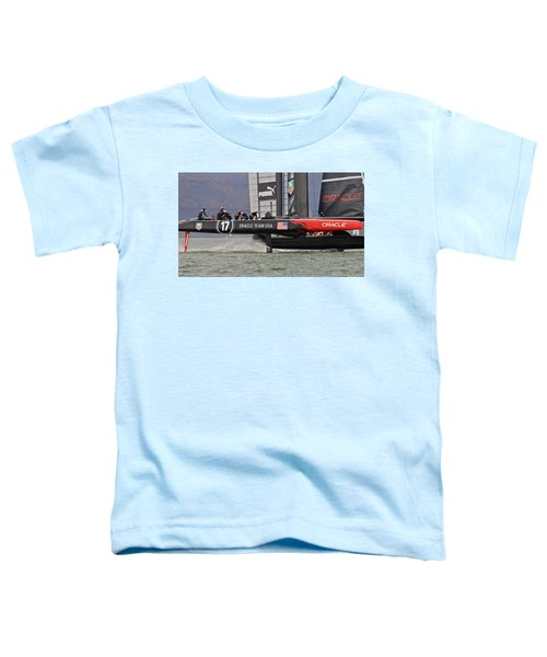 America's Cup San Francisco Toddler T-Shirt