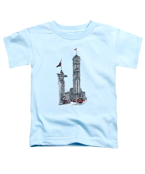 1908 Times Square,ny Toddler T-Shirt