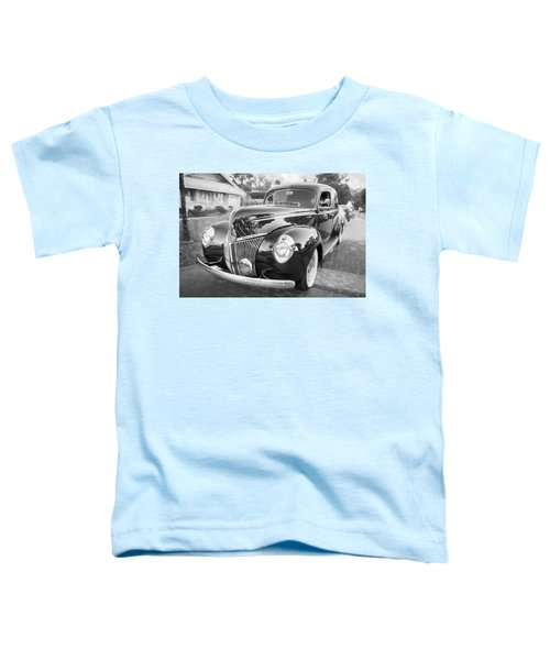 1941 Ford Deluxe Panel Truck C136 Toddler T-Shirt