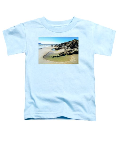 Beautiful Beach Toddler T-Shirt
