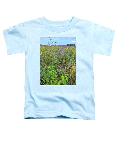 Glacial Park Native Prairie Toddler T-Shirt