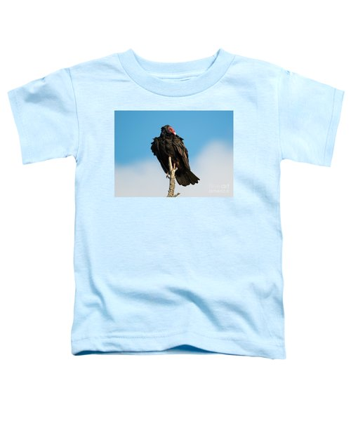 Looking For A Meal Toddler T-Shirt by Mike Dawson