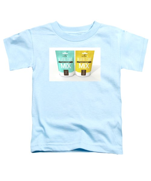 Marketing Mix 4 And 7 P's Toddler T-Shirt