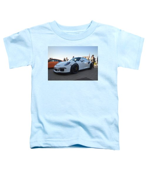 Porsche 911 Gt3rs Toddler T-Shirt