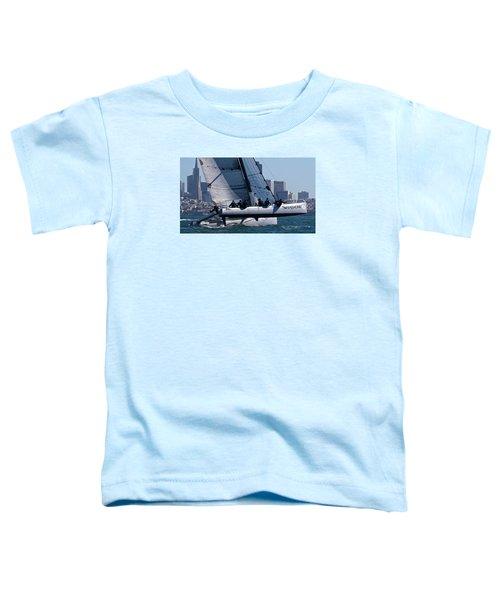 Rolex Big Boat Series Start Toddler T-Shirt