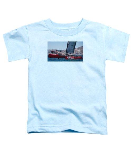 Upwind Spray Toddler T-Shirt