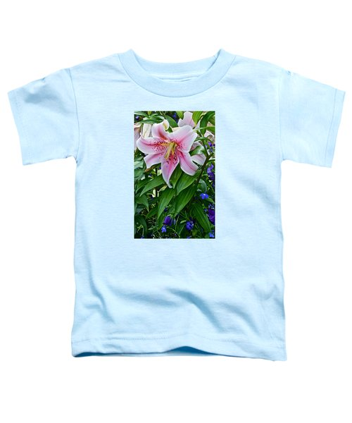 2015 Summer At The Garden Event Garden Lily 3 Toddler T-Shirt