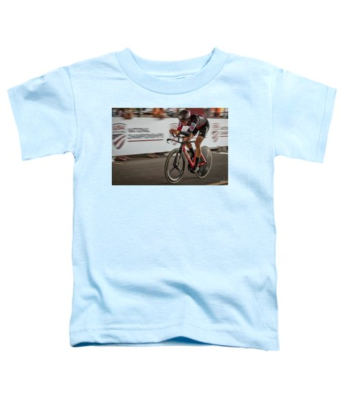 2017 Time Trial Champion Toddler T-Shirt