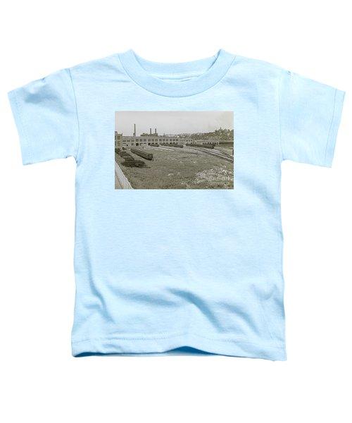 207th Street Railyards Toddler T-Shirt