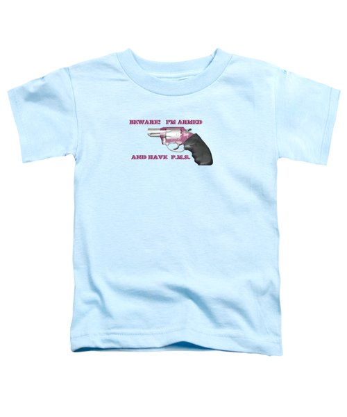22 Magnum Toddler T-Shirt