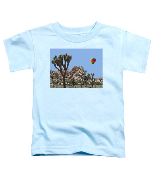 Joshua Landing Toddler T-Shirt