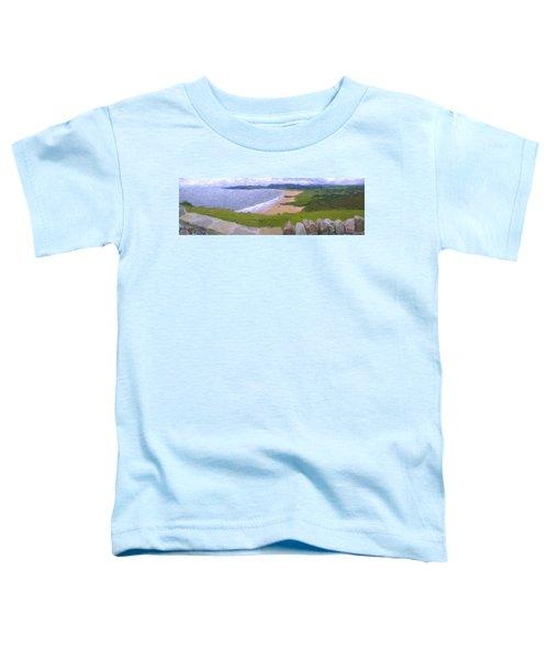 Ocean Toddler T-Shirt