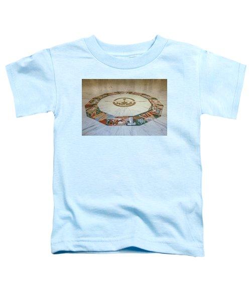 The Mural Toddler T-Shirt