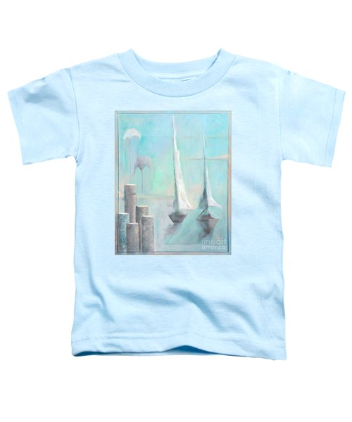 A Morning Memory Toddler T-Shirt