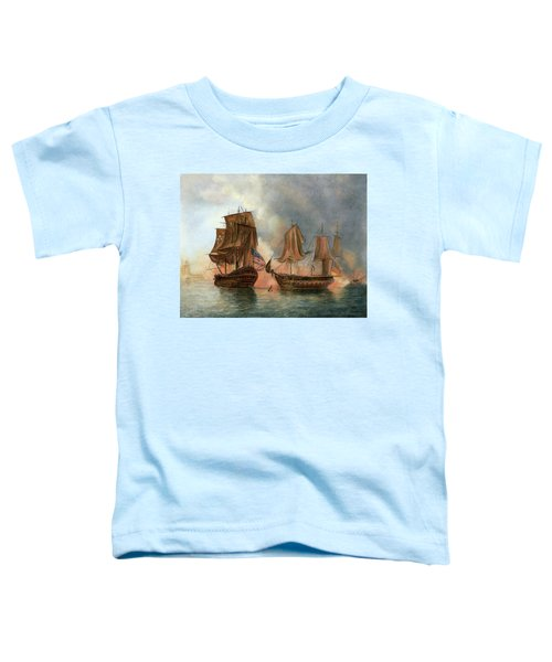 Bonhomme Richard, 1779 Toddler T-Shirt