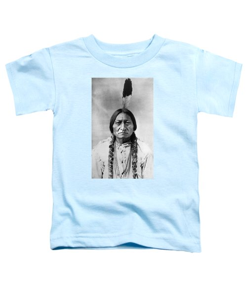 Sitting Bull 1834-1890. To License For Professional Use Visit Granger.com Toddler T-Shirt