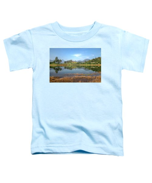 Adam's Peak - Sri Lanka Toddler T-Shirt