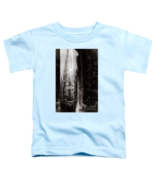 Vintage Beer Bottle #0854 Toddler T-Shirt