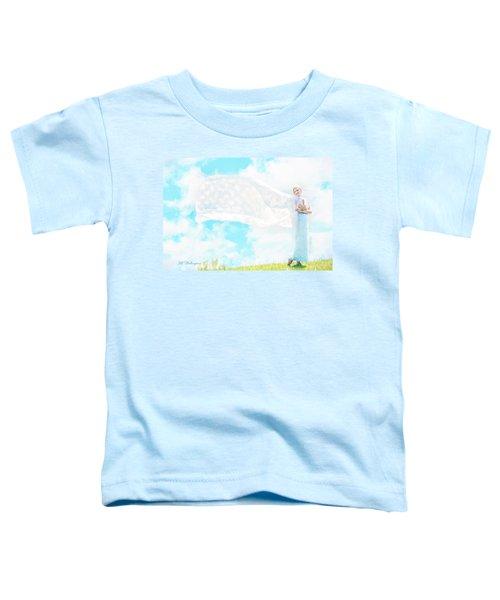 Vintage Val Magnolias Toddler T-Shirt