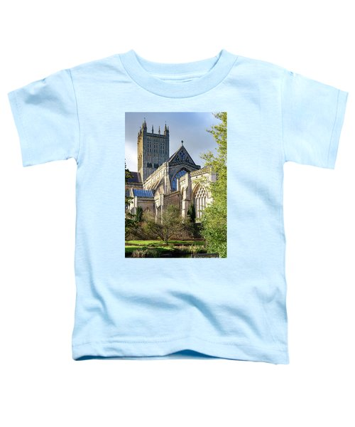 Wells Cathedral Toddler T-Shirt
